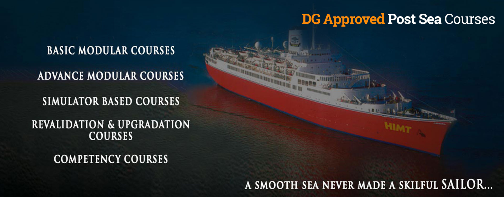 basic-modular-courses-himt-offshore-courses-himt-college, basic modular course, martime training institute, advanced modular courses, chief engineer revalidation courses, largest maritime institute, refresher training and updating course in chennai