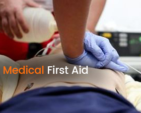 medical first aid, HIMT College, HIMT Offshore